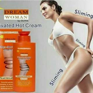 Dream Woman Activated Hot Cream (On Hand)