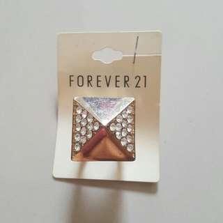 Forever 21 Goldtone Ring