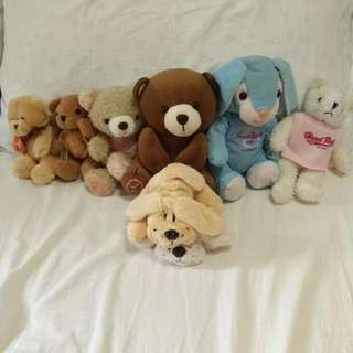 Bears For $1 Each.