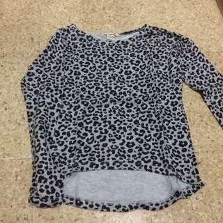 Leopard Shirt H&M