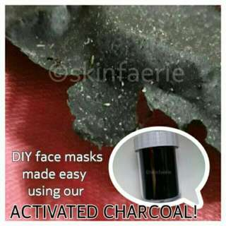 [CASH ON DELIVERY] Activated Charcoal