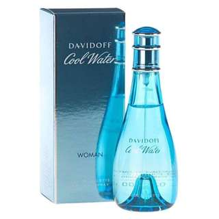 DAVIDOFF COOL WATER (WOMAN)