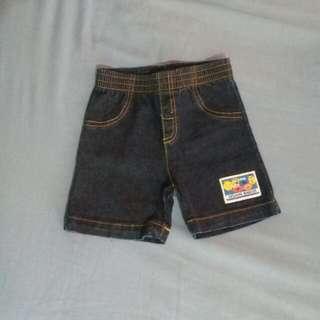🔷REPRICED🔷Sesame Street Denim Shorts