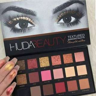 #1212YES Huda Beauty Rose Gold Eyeshadow Palette