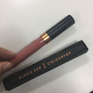 Alexis Ren X Colourpop Lipsticks