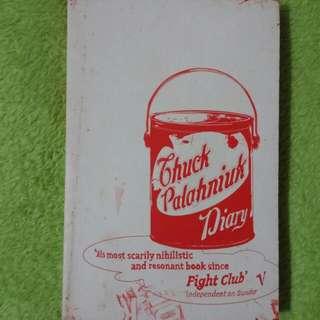 Chuck Palahniuk Diary