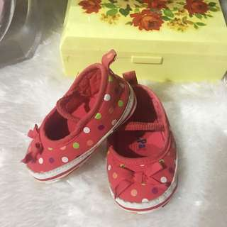 Pre-walker Shoes For Baby Girl