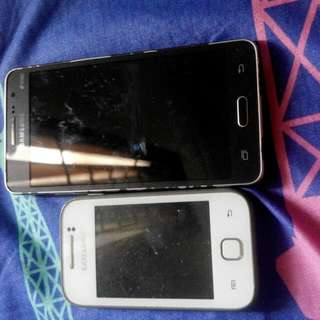 Hp Samsung Grand prime dan Galaxy young