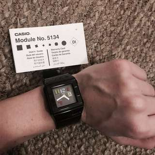 G Shock Baby G Casio Watch