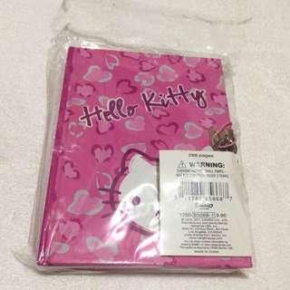 Hello Kitty Small Notebook