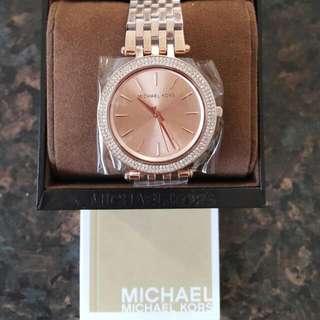 Michael Kors Rose Gold Watch Mk3192