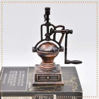 復古磨豆機 創意造型削鉛筆機/擺飾 Pencil Sharpener- 迷你削筆機 古董 文具 文創小物收藏