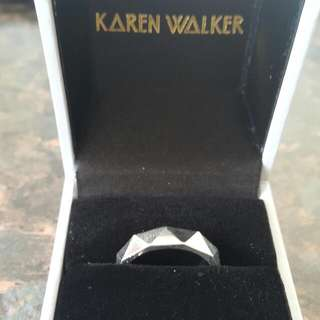 Karen Walker Ring