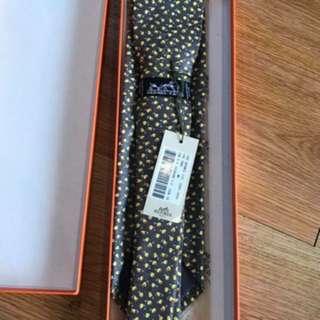 Hermes Neck Tie