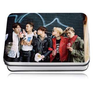 (Unofficial) *PREORDER* Winner Exit E Lomo Photocards