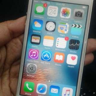 IPHONE 16 GB Ex IBOX BATANGAN JUAL CEPAT BU