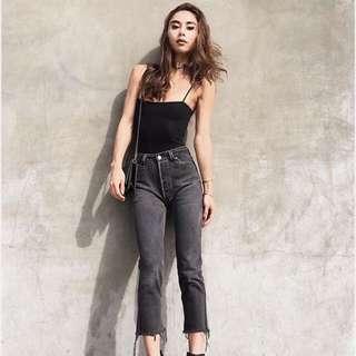 BNWT Black Cami Bodysuit