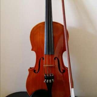 功學社1/2小提琴