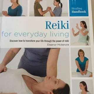Reiki Meditation Book