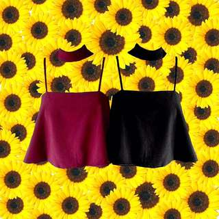 Cami Top With Choker
