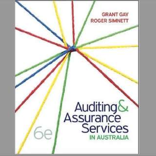 Auditing Ebook
