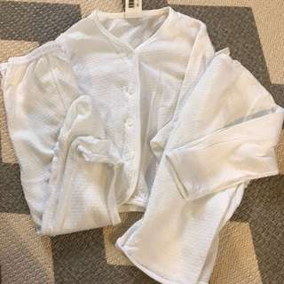 Tollyjoy 2 Tops (longsleeve) + Pants With Socks