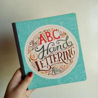 Abbey Sy's The ABC Of Hand Lettering