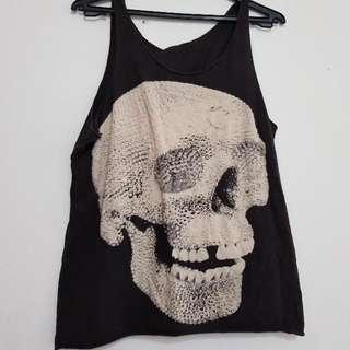 FREE Skull Singlet