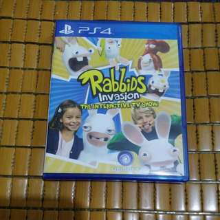 【PS4】Rabbids®Invasion - The Interactive TV Show(英文版)