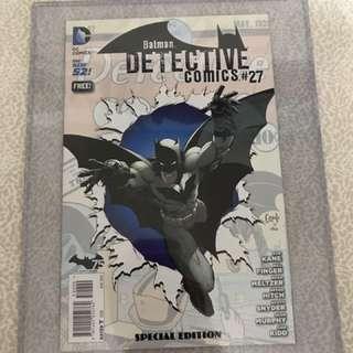 Batman Detective Comics #27 - Special Edition