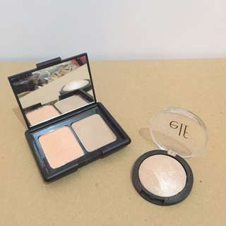 Elf Pressed Blush&Contour and Highlight