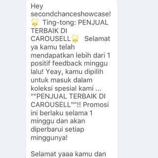 TRUSTED SELLER! 😎