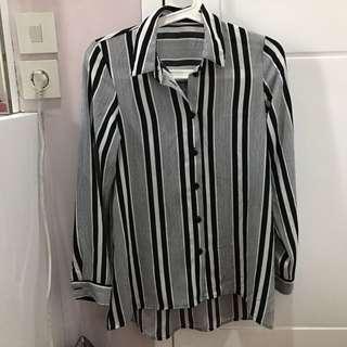 New Look Stripe Shirt