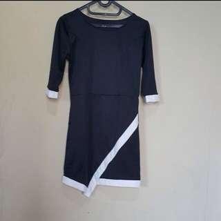 Bangkok Dress // Slit Dress