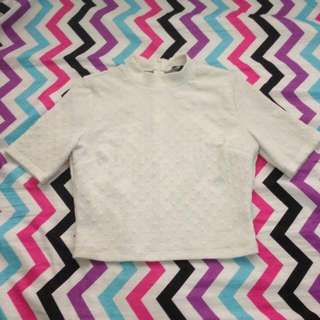 EVERYTHING 100 Forever21 Boxy Top
