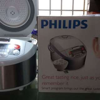 Philips Rice Cooker Hd3031