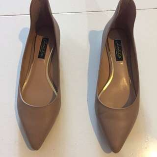 Charles & Keith Nude shoes (UK 35)
