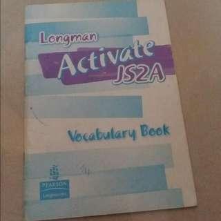 Longman Activate JS2A