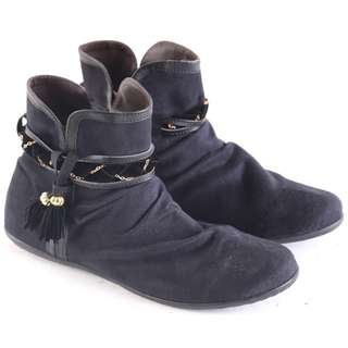 Boots Pendek  Shoes L 588