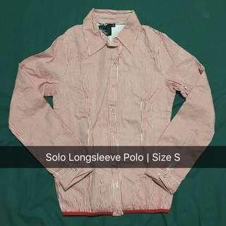 Solo Long-sleeve Polo