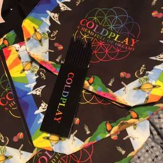 Coldplay Tote