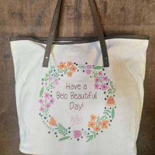 Belo Souvenir Canvass Bag