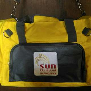 Sun Cellular Travelling Bag