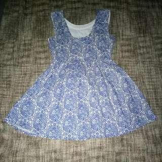 Valley Girl Skater dress size 12