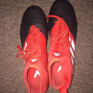 Adidas Boots Size 12