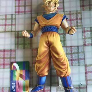 龍珠 悟空模型 Dragon Ball Figure