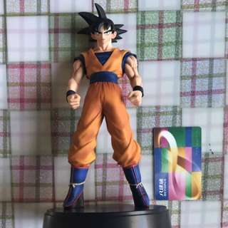 龍珠 悟空模型連底座 Dragon Ball Figure With Stand