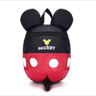 Brand New Mickey Mouse Small Backpack