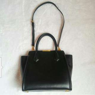 Authentic Charles And Keith Bags Good As New What U See Is What U Get..perf For Office And OOtd