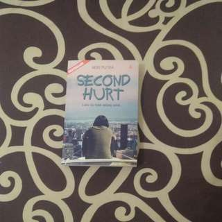 SECOND HURT - HERI PUTRA
